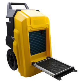 Zoom 1 HP 136 PPD Commercial Dehumidifier With Wheels