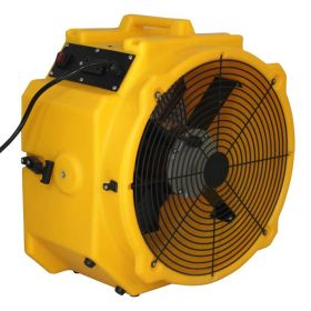 OPEN BOX Zoom 1/4 HP Axial Ventilation Fan