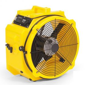 Zoom 1/4 HP Axial Ventilation Fan